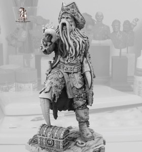 Cursed Pirate Captain v.1
