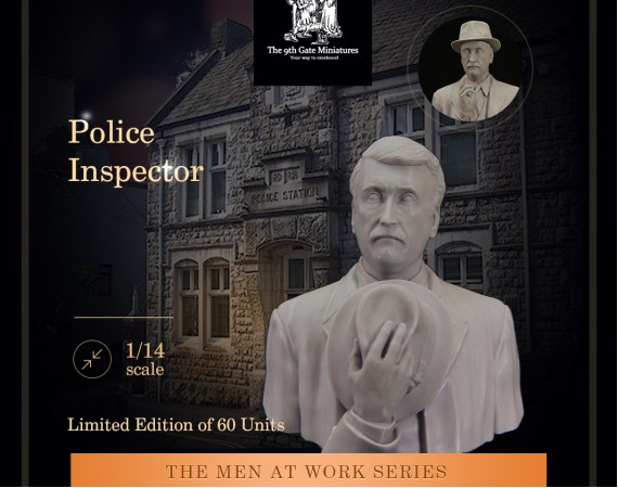 Detective Chief Inspector