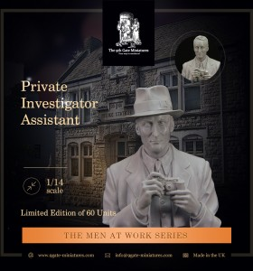 Private Investigator Assistant