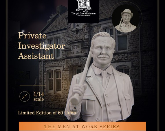 Private Detective Assistant