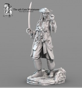 High Quality Resin Figures 1/24, Coming Soon Miniatures 75mm