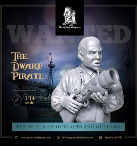 The Dwarf Pirate
