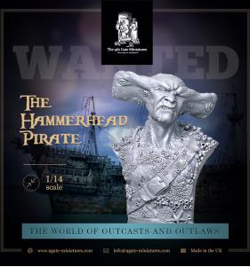 The Hammerhead Pirate