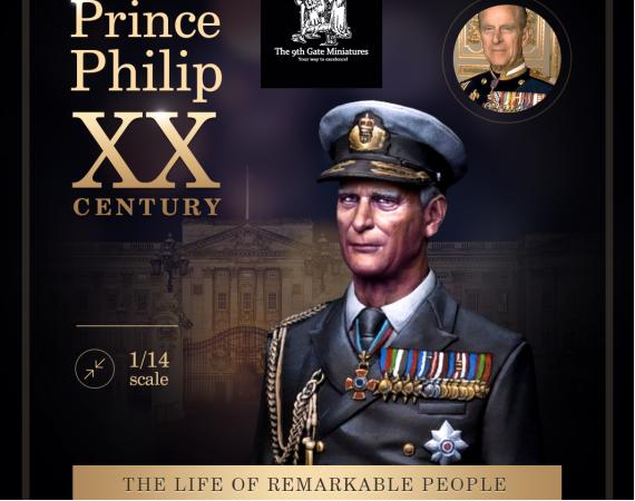 Prince Philip Duke of Edinburgh
