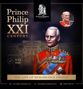 Old Prince Philip, Duke of Edinburgh