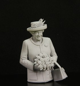 Old Queen Elizabeth II