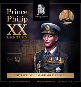 Prince Philip (Middle Adulthood)