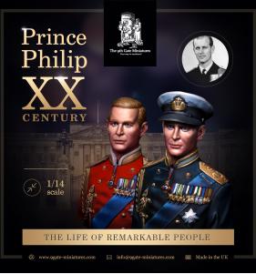 Prince Philip XX Century