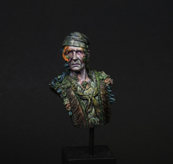 Painted Lost Father Pirate